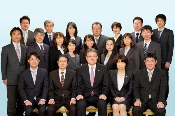 税理士法人土田会計事務所スタッフ集合写真